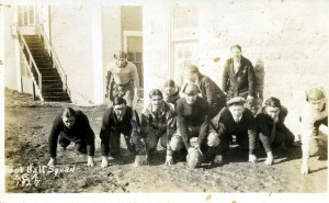 Football Team Calais Academy 1927