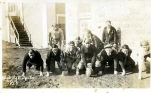Football Team Calais Academy 1927