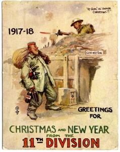 trench warfare 1917