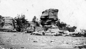 Interesting photo of Pulpit Rock Robbinston