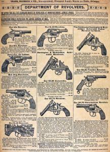 1897 Sears revolver