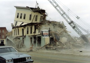 1983 demolition of St Croix Hotel3