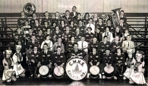 Calais Band was reformed in 1951 after long hiatus