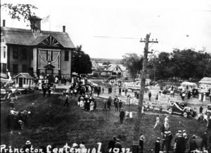 Princeton Centennial 1932