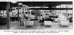 Ware Knitters 1955