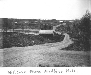 ed Robbinston Mill Cove Ridge Road to the right