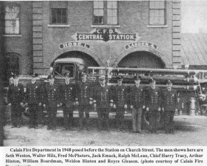 Fire Department 1948