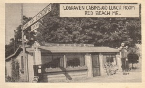 Red Beach Loghaven Diner