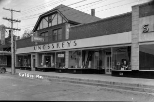 Unobskeys Clothing Store on Main Street