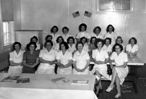 Ware Knitters Crew 1948