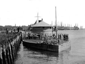 The USS Lehigh