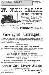 1906 cars and carriages