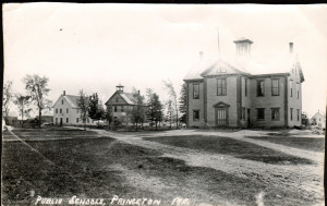 Princeton Schools 1906