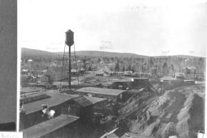 Woodland Village 1906