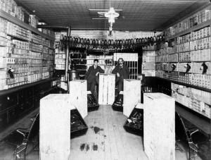 Boston Shoe Store 1912 Willard Foster Proprietor