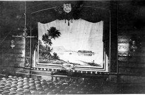Interior of the Opera House