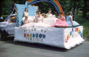 Rainbow Float