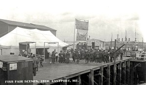 1916 Fish Fair Eastport