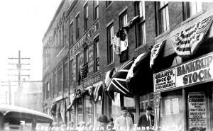 Beckett Block 1930's