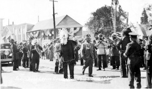 indian-band-at-the-legion-convention-1931