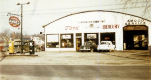 Amoco Ford Garage