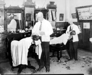 Casey Barber Shop St Stephen
