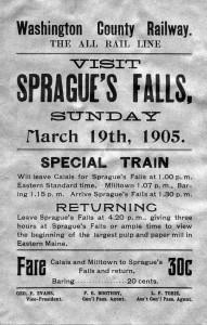 Sprague's Falls Woodland Ad